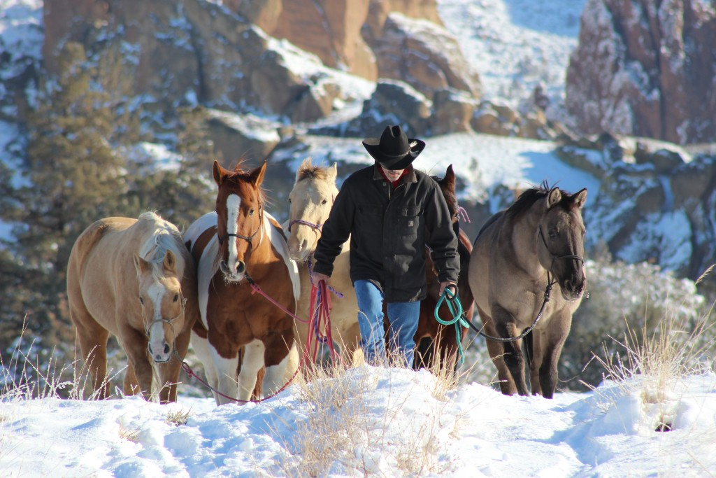 Brian Thomas and Smith Rock Trail Rides